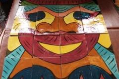 Tiles for Community Marker Totem